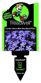 <h5>Treadwell custom printed stake tag</h5>