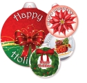 <h5>Christmas custom hang tag</h5>